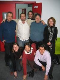 Photo équipe de La Case