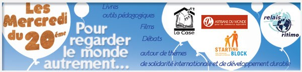 LA CASE Centre de documentation, d'animation et de formation sur la solidarité internationale te le développement durable